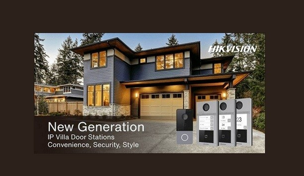 Hikvision Unveils New Generation Of DS-KV8X13 Series IP Villa Door Stations