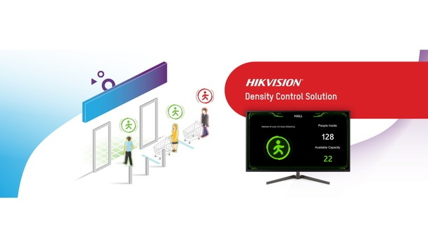 Hikvision launches Density Control Solution to help monitor people presence in the premises