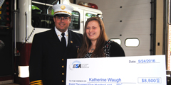 Hikvision USA Honours Children Of First Responders With ESA Youth Scholarship