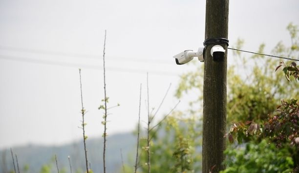 Hikvision Wi-Fi surveillance solution deployed by Agri-CCTV for bio-security at Woodhouse Fields Farm