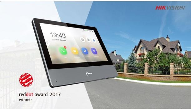 Hikvision announces second-generation IP video intercom system for door entry communication