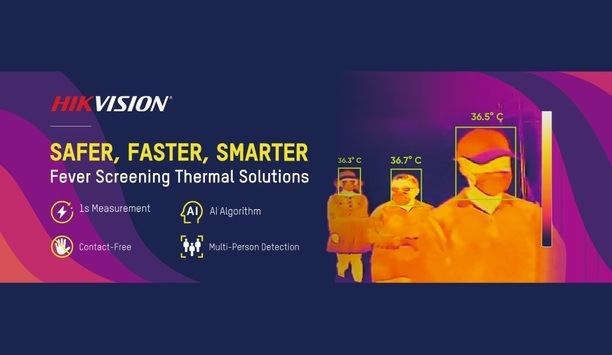 Hikvision Offers Free Online Training Courses In Using Thermal Cameras For Fever Screening Application