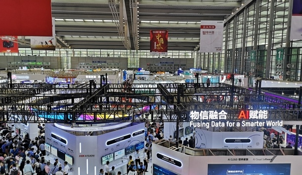 Hikvision showcased its products and solutions at the China Public Security Expo (CPSE) 2019