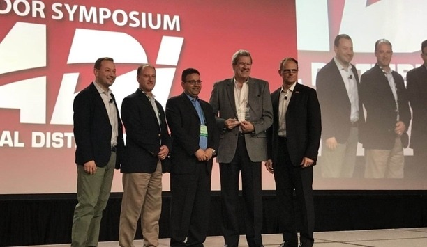 Hikvision USA Wins ADI Global's 'Best Sales Support North America 2017' Award