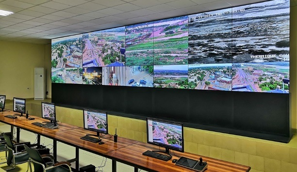 Hikvision's urban video surveillance solution safeguards Niger's capital city, Niamey