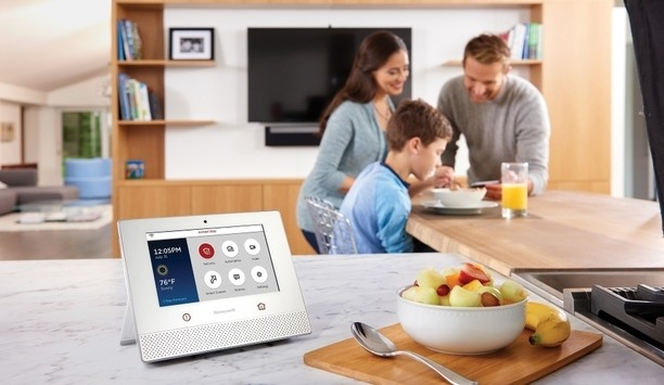 Honeywell Lyric Controller Home Security System Supports Apple's Smart Home Platform