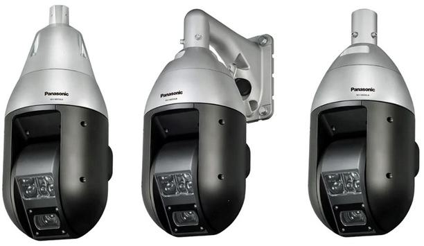Panasonic's I-PRO Extreme PTZ Infra-Red Security Cameras Offer Enhanced Night Visibility