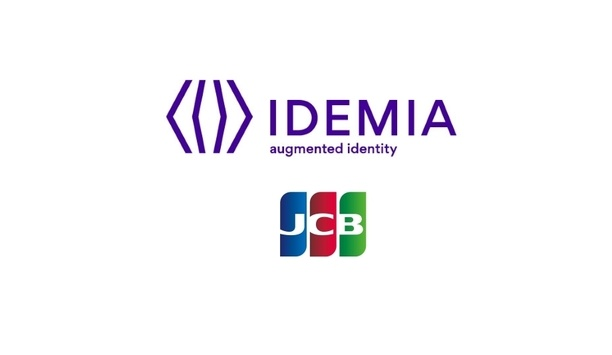 IDEMIA Provides JCB With Fingerprint Access Controlled Payment Solution