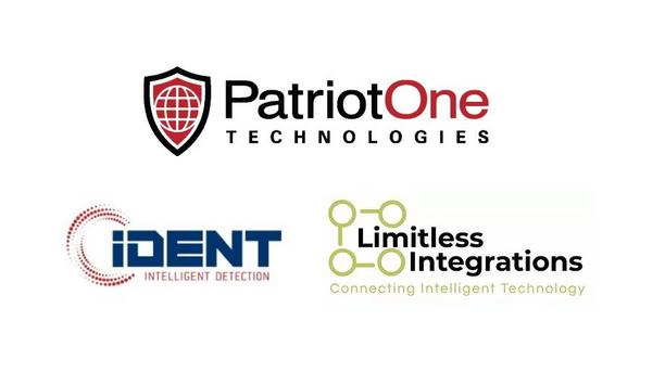 iDENT LLC And Limitless Integrations Add Patriot One's PATSCAN Platform To Their iDENT MODS, Mobile Onsite Detection System