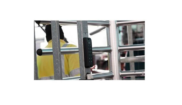 Idesco transparent readers secure site and equipment access at construction sites