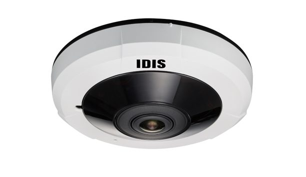 IDIS launches DC-Y6513RX DirectIP Super Fisheye 5MP compact camera to capture HD images
