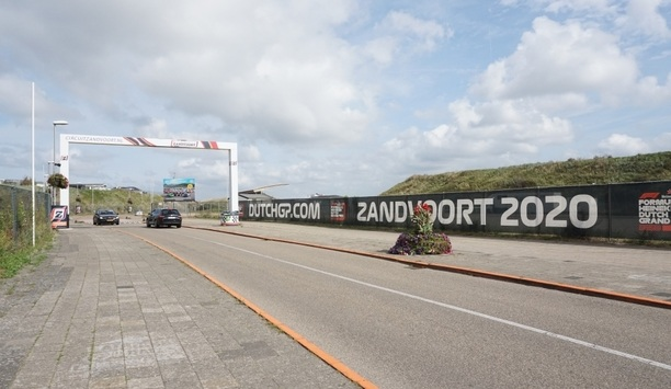 IDIS Video Technology Prepares Netherlands' Circuit Zandvoort For 2020 Formula 1 Grand Prix