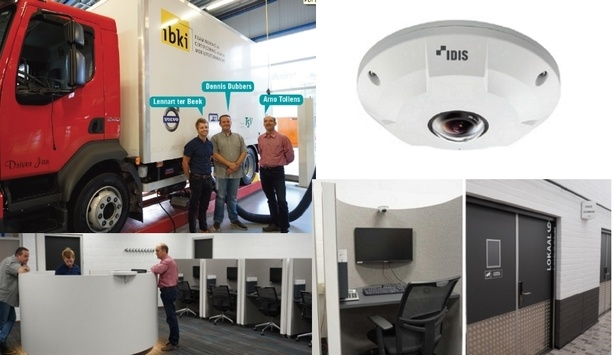 IDIS video surveillance system ensures fraud prevention for institutional automotive exams