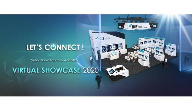 IDIS unveils video tech solutions and AI Box for COVID-19 at a virtual showcase for system integrators