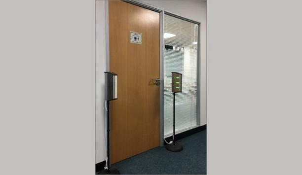 Integrated Design Limited Unveils Door Detective Compact Entrance Control Solution To Help Enterprises Adhere To COVID-19 Guidelines
