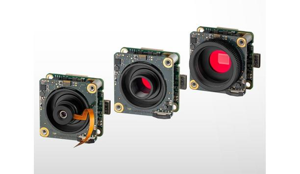 IDS Imaging Development Systems launches 2.1 and 3.1 MP camera variants of uEye LE AF industrial cameras