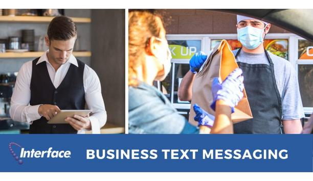 Interface Security Systems Offers UCaaS For Retail Stores And Restaurants To Communicate With Their Patrons Via SMS