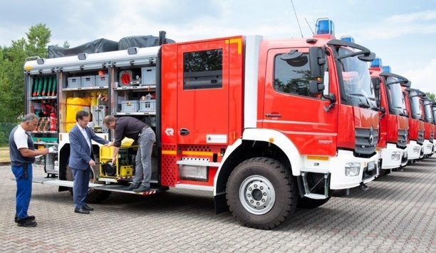 INTERSCHUTZ 2020 to highlight civil protection and purpose-designed vehicles