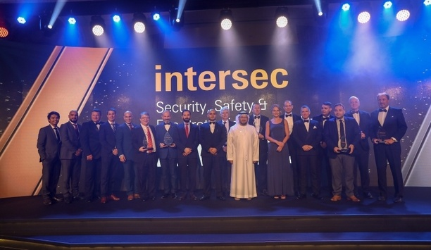 The Second Annual Edition Of The Intersec Awards Honors Industry Leaders And Security Experts