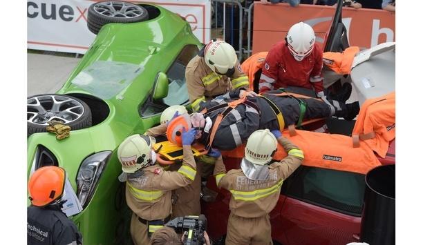 INTERSCHUTZ 2020: 29 Rescue Teams Battle It Out At Holmatro Rescue Challenge