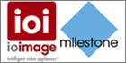 ioimage video analytics appliances to run on Milestone's IP video management solution
