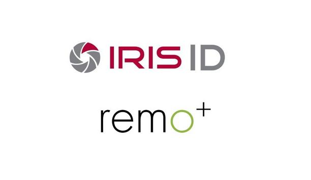 Iris ID Systems And Remo+ (Olive And Dove Company) Enter Strategic Partnership To Broaden Home Security And IoT Solutions Accessibility