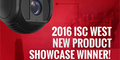Hikvision DS-2DF8836IV-AELW Ultra HD 4K Smart IR PTZ Camera Wins New Product Showcase Award At ISC West 2016