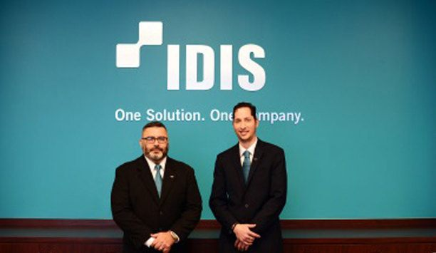 IDIS America expands sales team with appointment of Jeff Montoya and Jacob Bradshaw