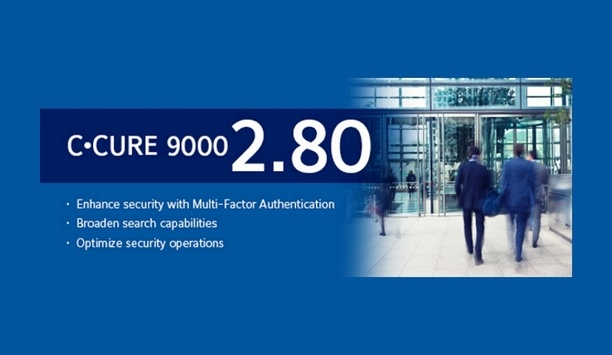 Johnson Controls Updates Tyco Software House C•CURE 9000 Security And Event Management System