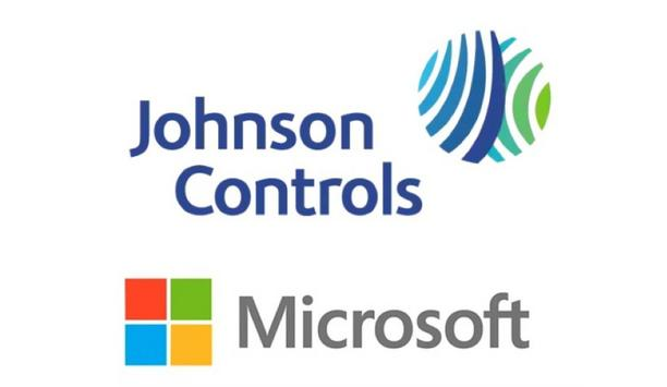 Johnson Controls and Microsoft Corporation announce global partnership and integration between OpenBlue and Azure Digital Twins