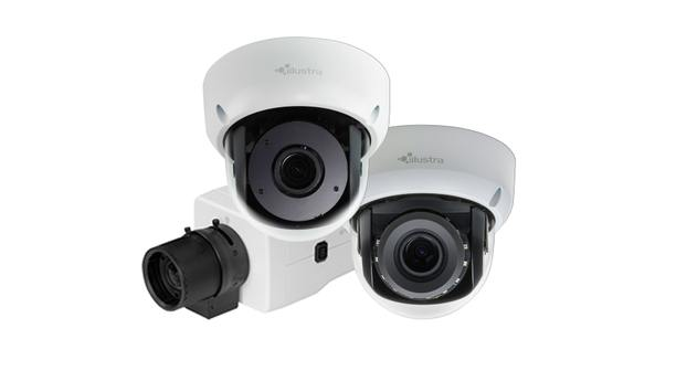 Johnson Controls Presents 4K Resolution Illustra Flex Mini-Domes And Box IP Cameras