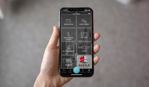 Kastle Systems' Digital Mobile Access Credential Functionality Integrated With Rise Buildings' Occupant Experience App