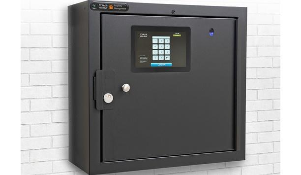 Traka launches an electronic High-Capacity (HC) cabinet range at UKAA Expo