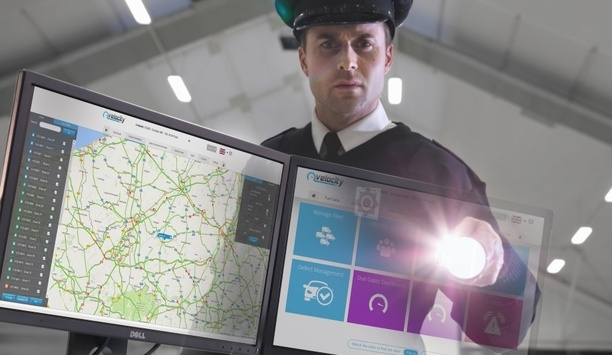 Kinesis offers Lincolnshire Security total visibility of its mobile operation