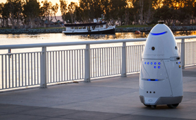 Evolution Of Security Robots Responds To Market Needs