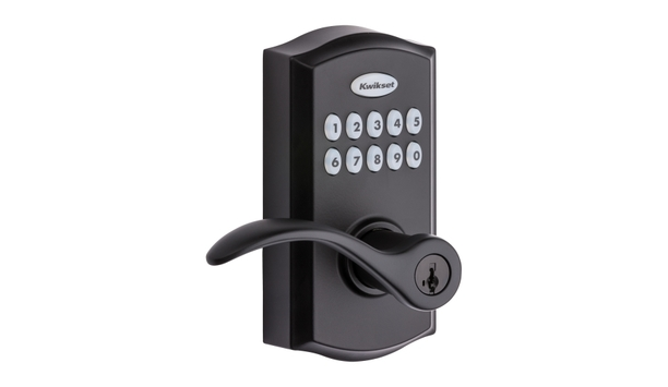 Kwikset Announces Release Of First Commercial Grade Electronic Lever, SmartCode 955