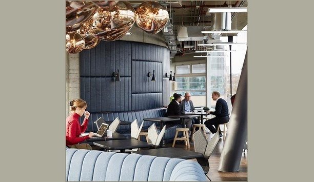 Gallagher Security ensures enhanced security for LABS London's conducive, convenient co-working spaces