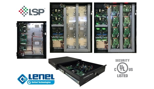 Lenel provides LifeSafety Power's ProWire systems for Onguard-connected devices