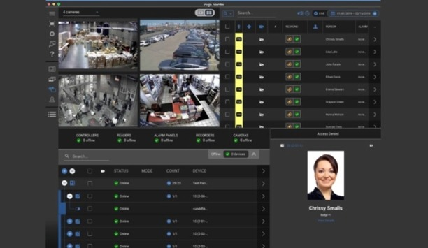 LenelS2 To Exhibit New User Interface Options For Lenel Network Video Recorder Customers