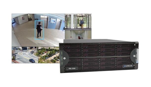 LenelS2 Announces Major Enhancements To VRx Video Management Platform With Advanced Analytics