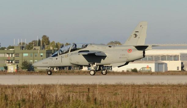 Leonardo Announces Delivery Of First Two M-345 Jet Trainer Aircrafts To The Italian Air Force