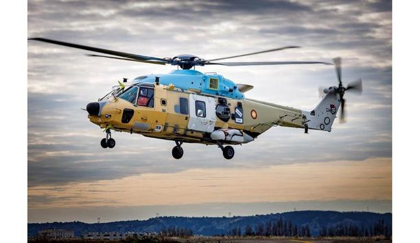 Leonardo attains position of prime contractor for Qatar's NH90 helicopter programme