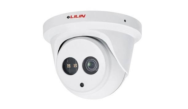 LILIN Introduces Outdoor Weather-resistant MR652 2MP Turret IP Camera