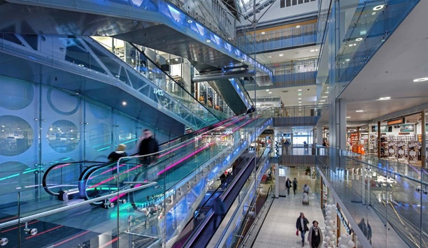 Real Estate Giant Chooses March Networks For Olso Mall Video Surveillance