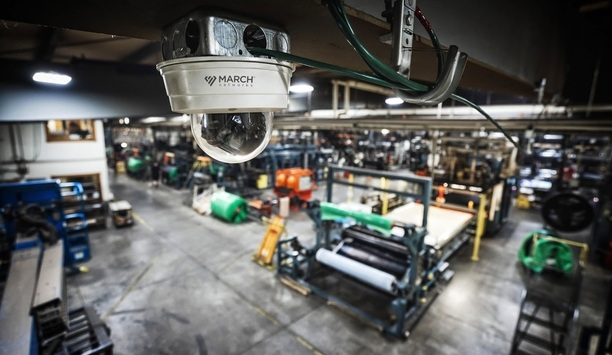 U.S. Manufacturer Uses March Networks Video To Boost Safety And Productivity