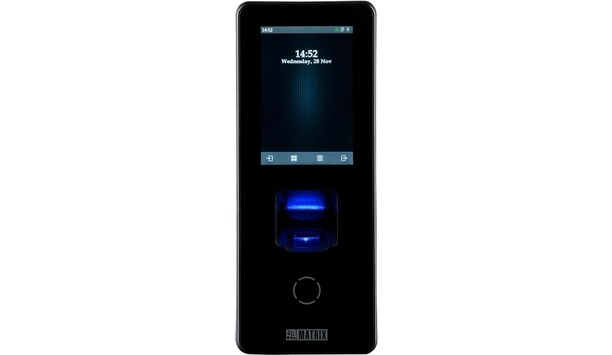 Matrix COSEC ARGO Door Controller Ensures High Performance In Access Control And Time-Attendance Applications