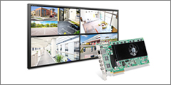 Matrox Unveils Mura IPX 4K IP Decode And Display Card