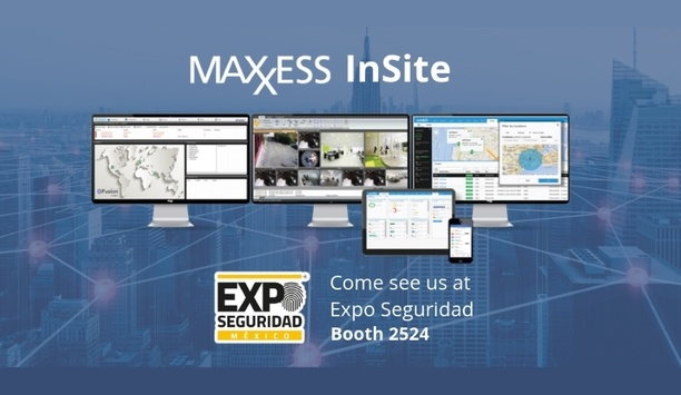 Maxxess Exhibiting Its Broad Portfolio Of Video, Access Control And Communication Solutions At Expo Seguridad 2019