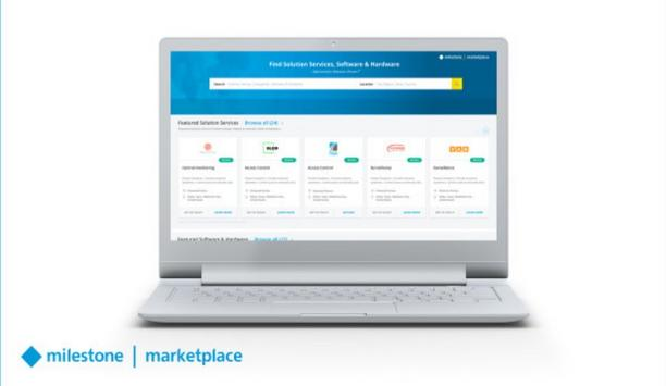 Milestone Marketplace Helps Customers Explore Unmatched Possibilities To Extend Video Solutions