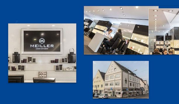 MOBOTIX Video Surveillance Cameras Safeguard High-End Jewelry For Meiller Jewelers